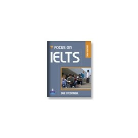 Focus on IELTS Coursebook + iTest CD-ROM