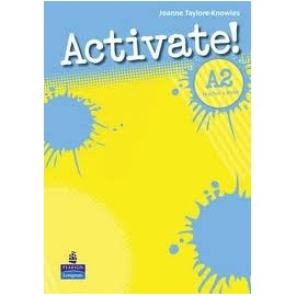 Activate! A2 Class Audio CDs