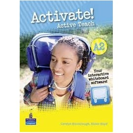 Activate! A2 Active Teach (Interactive Whiteboard software)