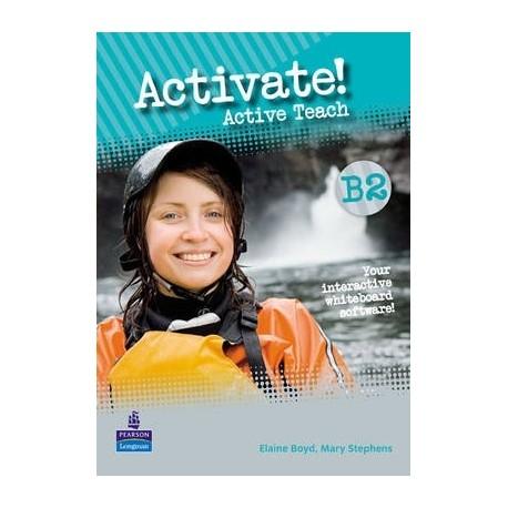 Activate! B2 Active Teach (Interactive Whiteboard Software) Longman 9781408224168