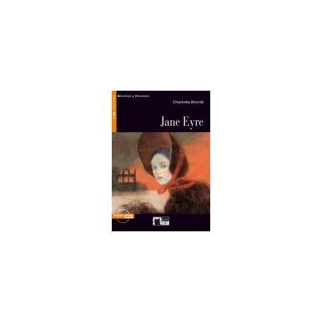 Jane Eyre + CD Black Cat - CIDEB 9788853007766