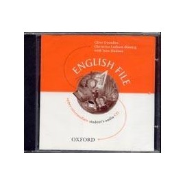 English File Upper-Intermediate Student's Audio CD