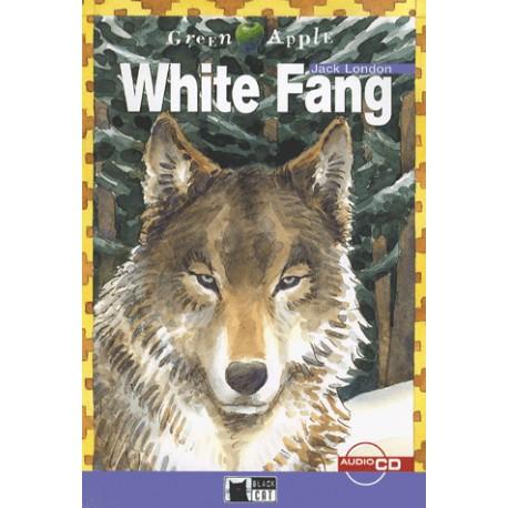 White Fang + CD Black Cat - CIDEB 9788853003997