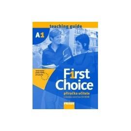 First Choice A1 Příručka učitele + CD-ROM