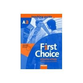 First Choice A2 Příručka učitele + CD-ROM
