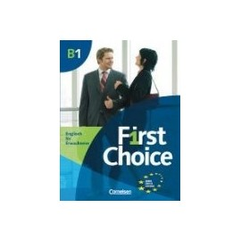 First Choice B1 Učebnice + CD