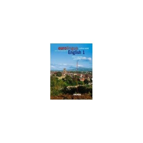 Eurolingua English 1 Učebnice Fraus 9788072382538