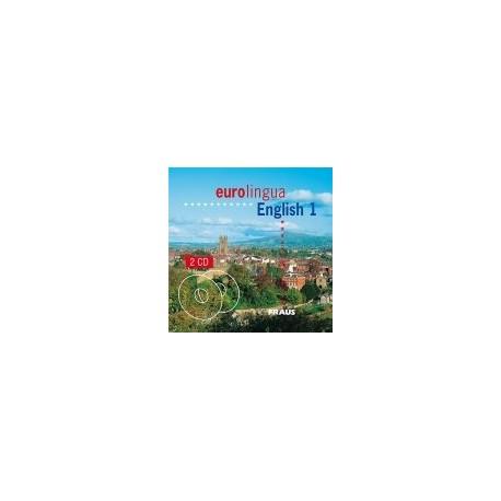 Eurolingua English 1 CD Fraus 8594022780610