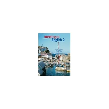 Eurolingua English 2 Učebnice Fraus 9788072380626