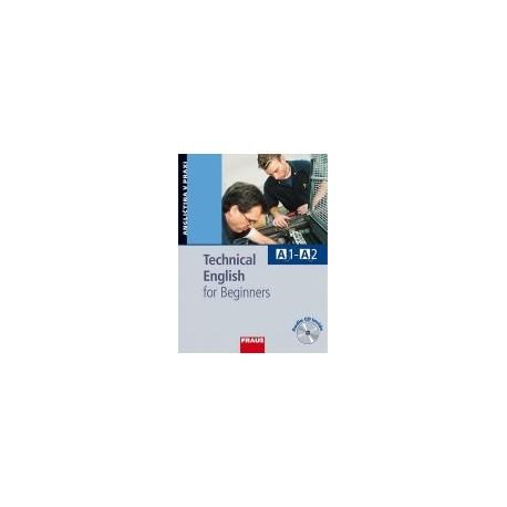 Technical English for Beginners Učebnice + CD Fraus 9788072386147