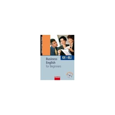 Business English for Beginners Učebnice + CD Fraus 9788072386000