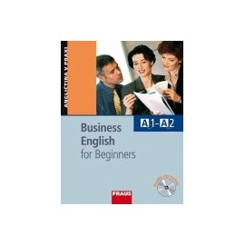 Business English for Beginners Učebnice + CD