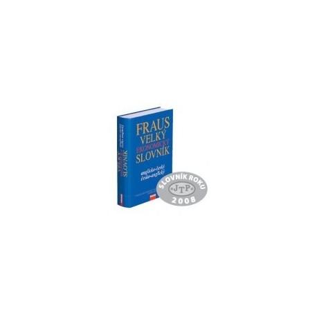 FRAUS Velký ekonomický slovník anglicko-český / česko-anglický Fraus 9788072386390