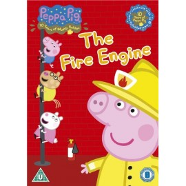 Peppa Pig: The Fire Engine and Other Stories DVD