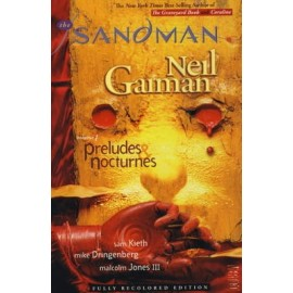 The Sandman 1 Preludes and Nocturnes