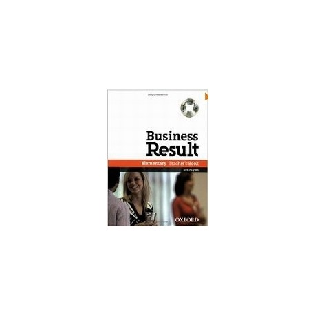 Business Result Elementary Teacher's Book + DVD Oxford University Press 9780194739429