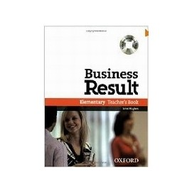 Business Result Elementary Teacher's Book + DVD