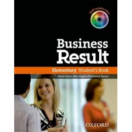 Business Result Elementary Student's Book + DVD-ROM