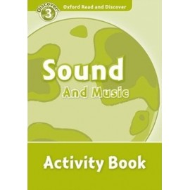 Discover! 3 Sound and Music Activity Book