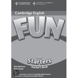 Fun for Starters (Second Edition) Teacher's Book