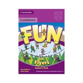 Fun for Flyers (Second Edition) Student's Book