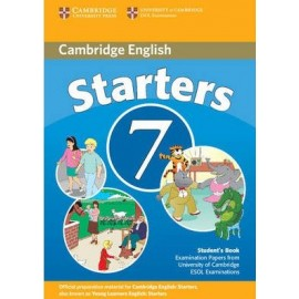 Cambridge Young Learners English Tests Starters 7 Student's Book