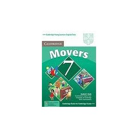 Cambridge Young Learners English Tests Movers 7 Student's Book