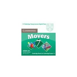 Cambridge Young Learners English Tests Movers 7 Audio CD