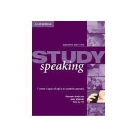 Study Speaking Second Edition