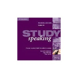 Study Speaking Second Edition CD