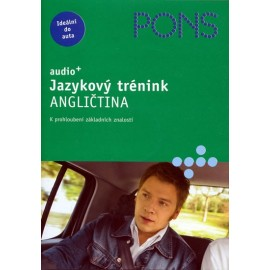 PONS: Jazykový trénink CDs - ideální do auta