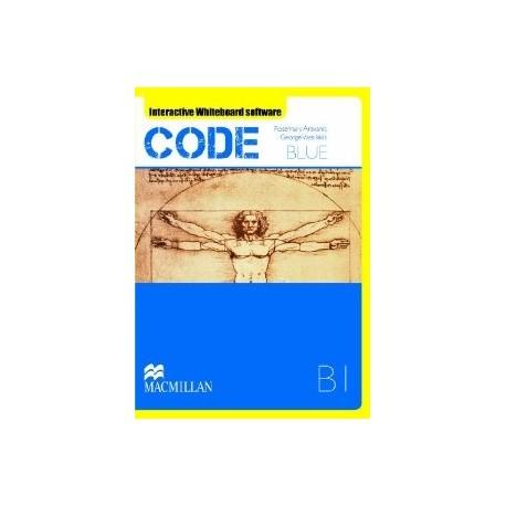 Code Blue B1 Interactive Whiteboard Material Macmillan 9789604472895