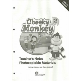 Cheeky Monkey 2 Teacher's Notes