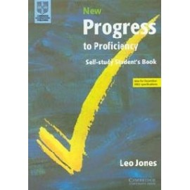 New Progress to Proficiency Self-study Student's Book
