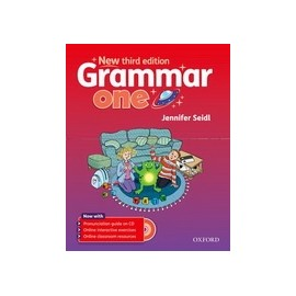 Grammar One (Third Edition) Student's Book with CD