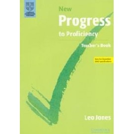 New Progress to Proficiency Teacher's Book