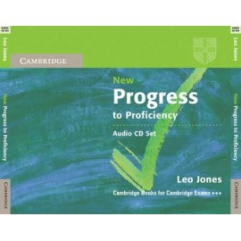 New Progress to Proficiency Audio CDs