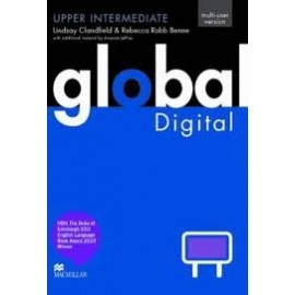 Global Upper Intermediate Digital (Multiple User)