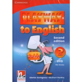 Playway to English 2 Second Edition DVD