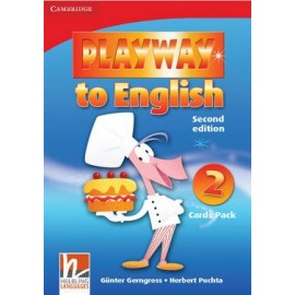 Playway to English 2 Second Edition Flash Cards