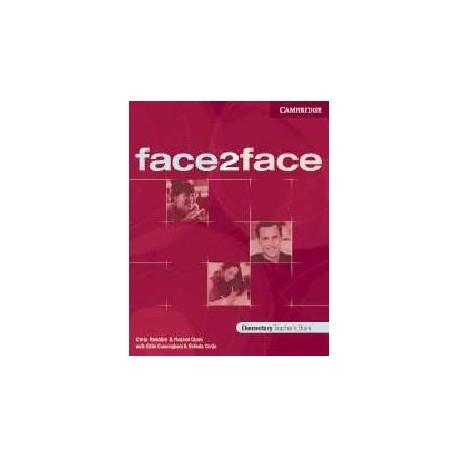 Face2face Starter Teachers Book
