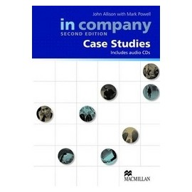 In Company All Levels Second Edition Case Studies Pack