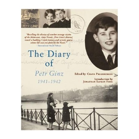 The Diary of Petr Ginz Grove Press 9780802143600