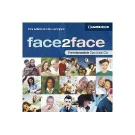 Face2face Pre-intermediate Class CDs (3)