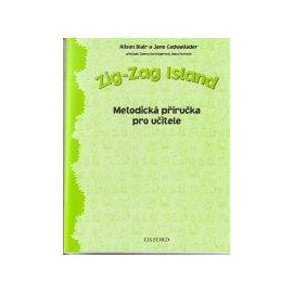 Zig Zag Island Teacher's Book Czech Edition
