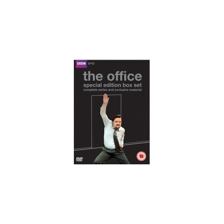 The Office 10th Anniversary Edition DVD: Complete Series and exclusive material BBC 5051561035081