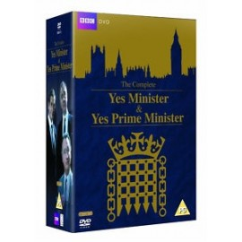 The Complete Yes Minister & Yes Prime Minister DVD - Collector's Box Set