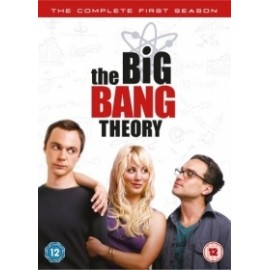 The Big Bang Theory DVD - Season 1