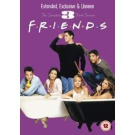 Friends DVD: The Complete Season 3