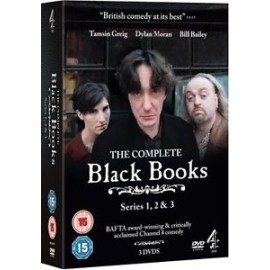 The Complete Black Books DVD Box Set